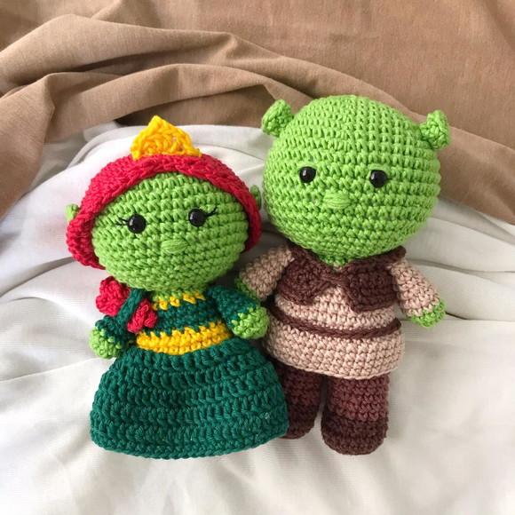 Sherek e Fiona