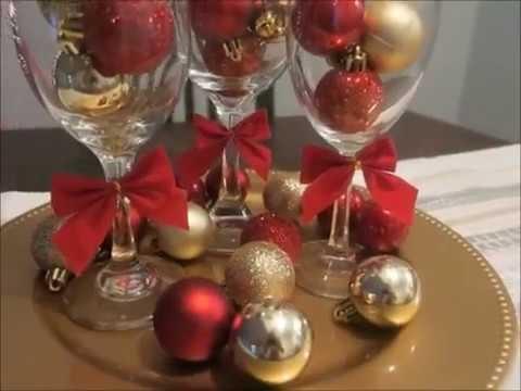 taças decorativas