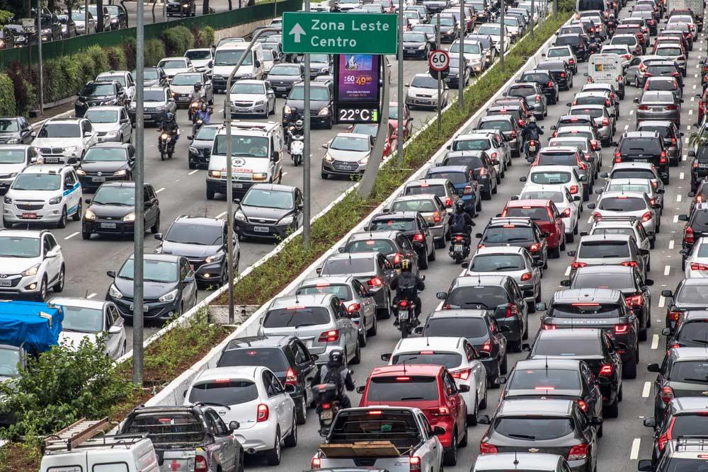 o transito é um dos principais problemas
