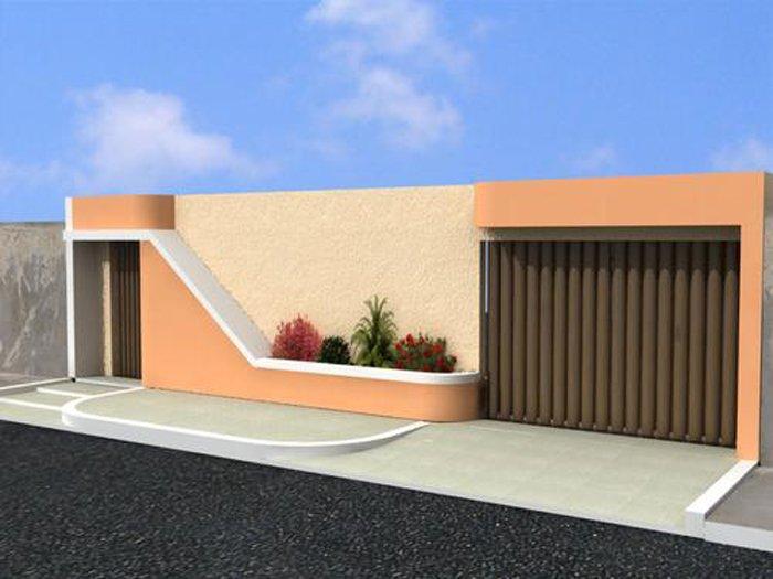 muros de casas tecnicas de gesso