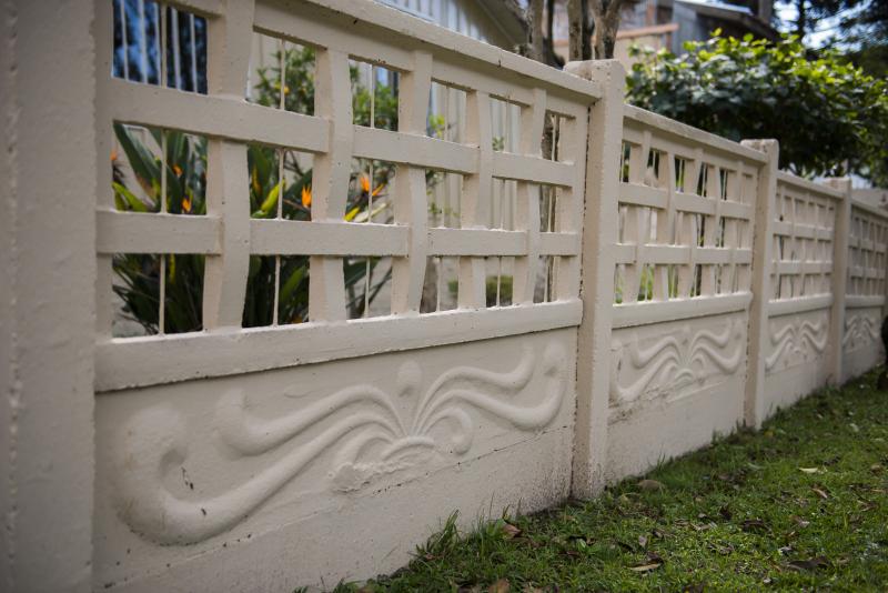 muros de casas decorativo