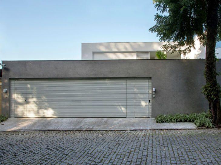 muros de casas moderno