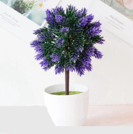 pequeno vaso de planta