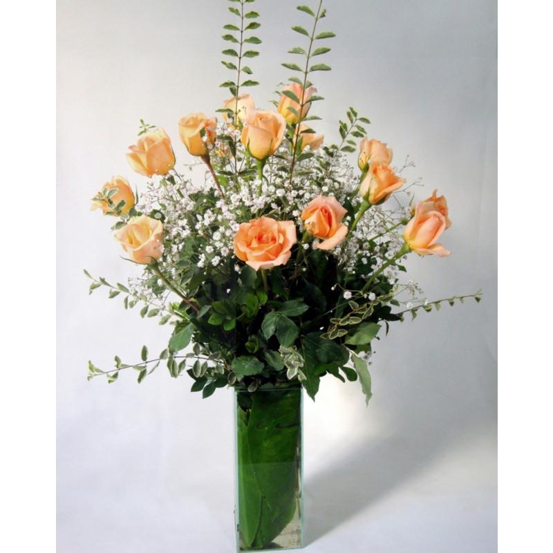 arranjos para rosas