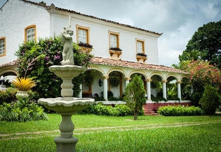 casa com modelo clássico