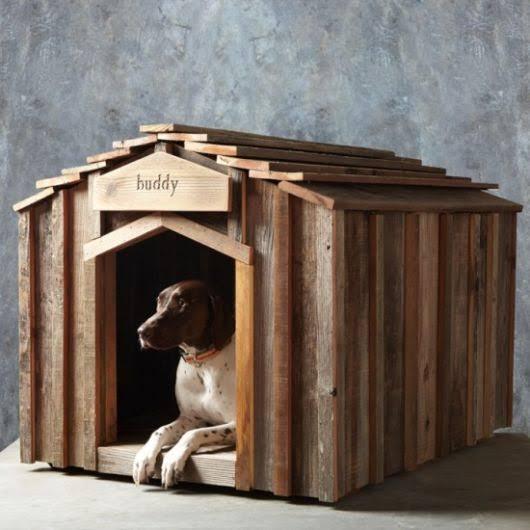 modelo rústico de casinha