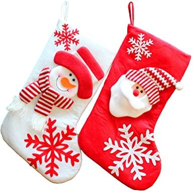 meias natalinas