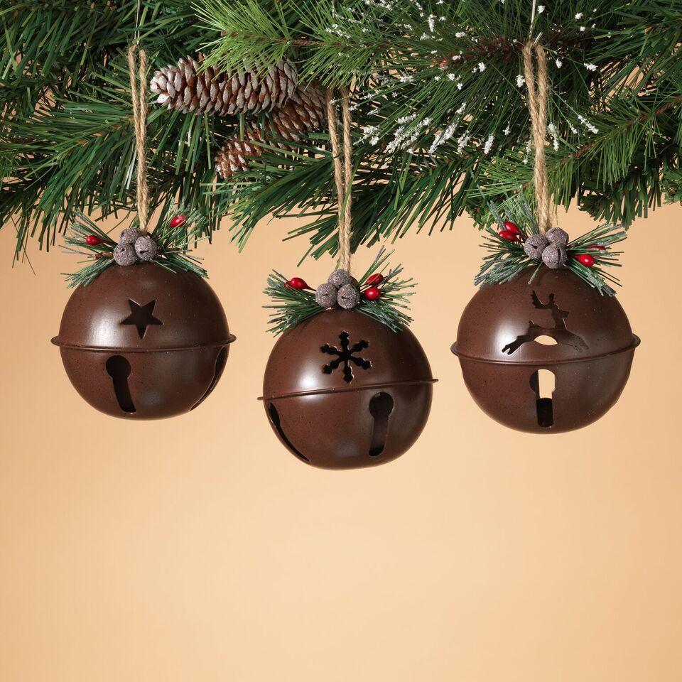guizos decorativos de natal