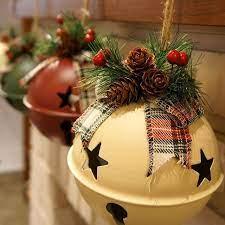 decoração de natal com guizos
