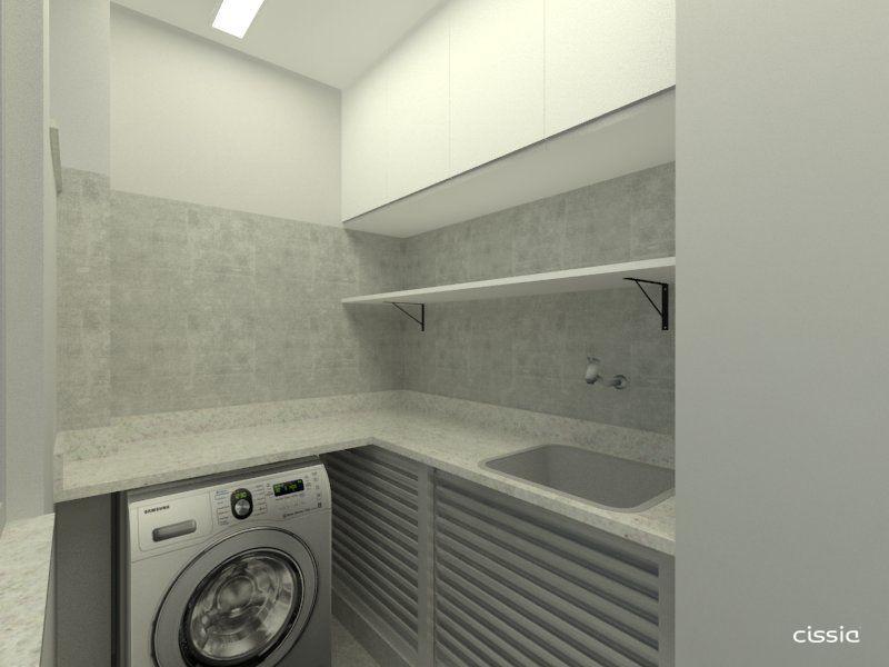 granito branco sienapara lavanderia
