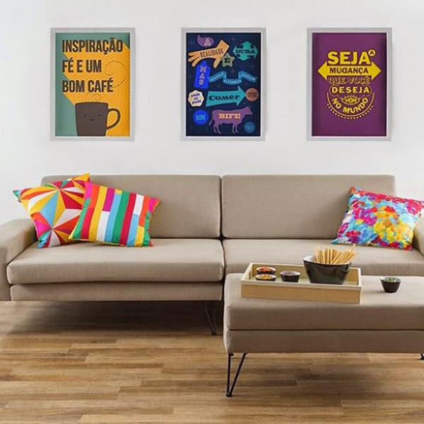 posteres coloridos