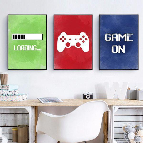 poster de games