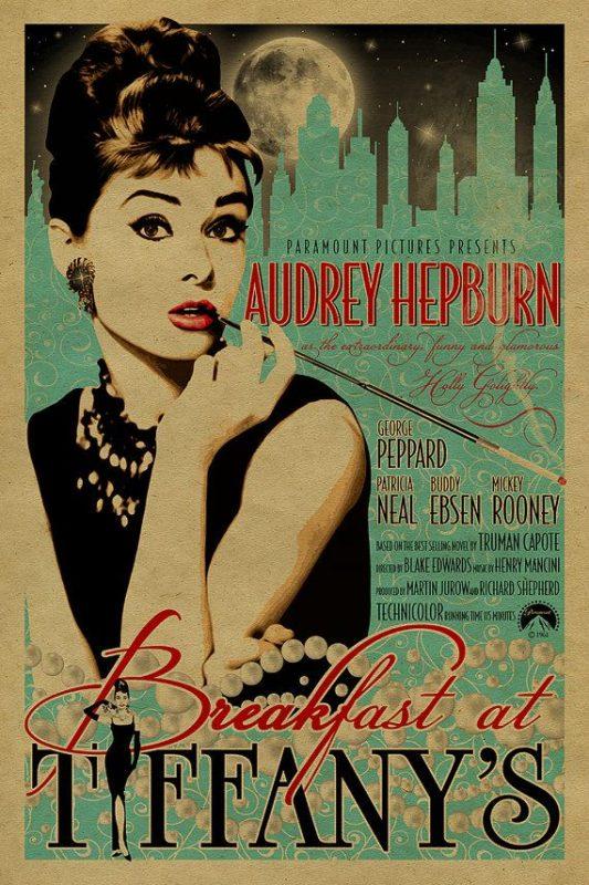 cartaz de filme antigo