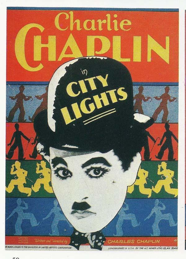 poster Charlie Chaplin