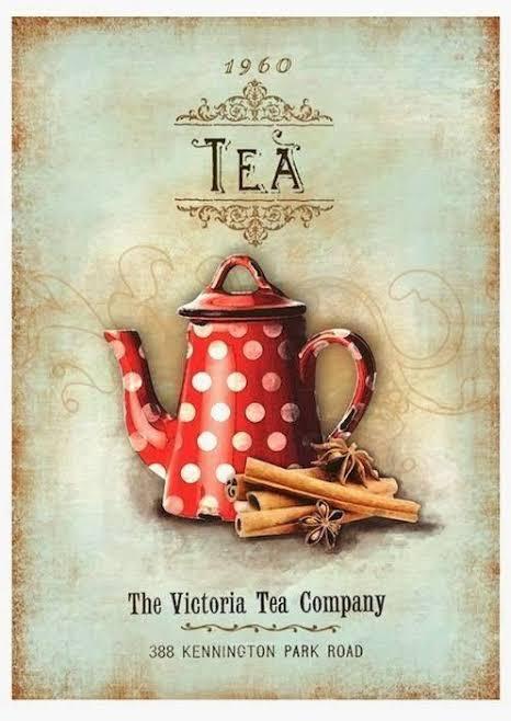 chá com canela