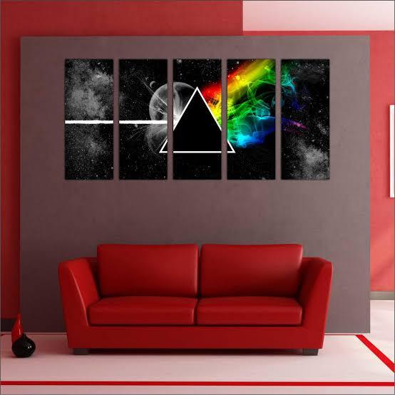 Pôster para imprimir grátis álbum Pink Floyd