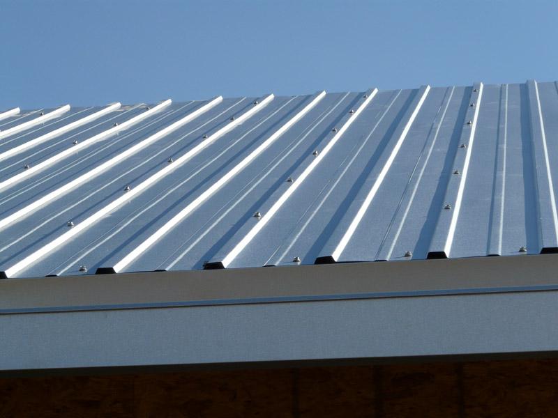 tipos de telhas de zinco