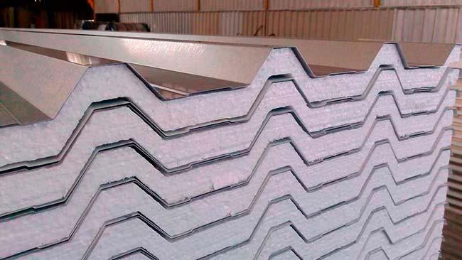 telha acústica e efeito térmico