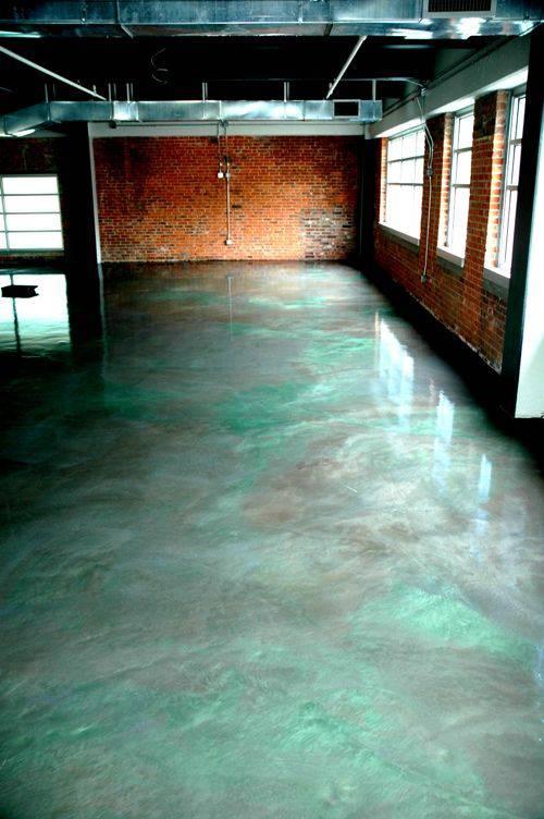 efeito mistico no piso
