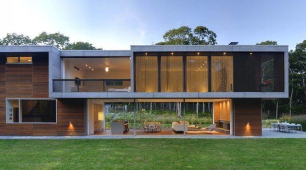 casa pré-fabricada