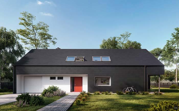 casa personalizada rpé fabricada