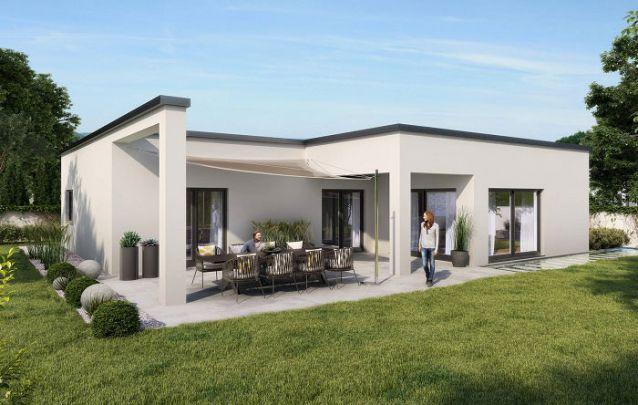 casa terre pré fabricada simples