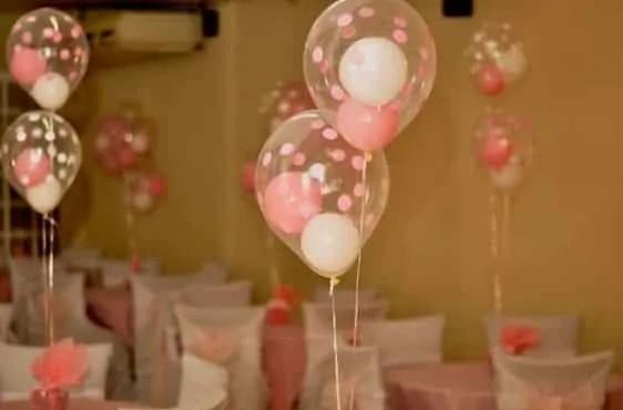 balões integrados