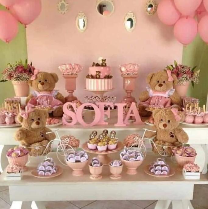 use ursos decorativos