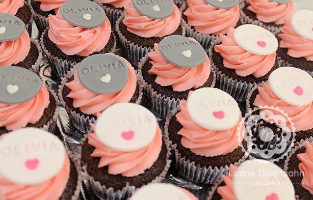 cupcakes para festa