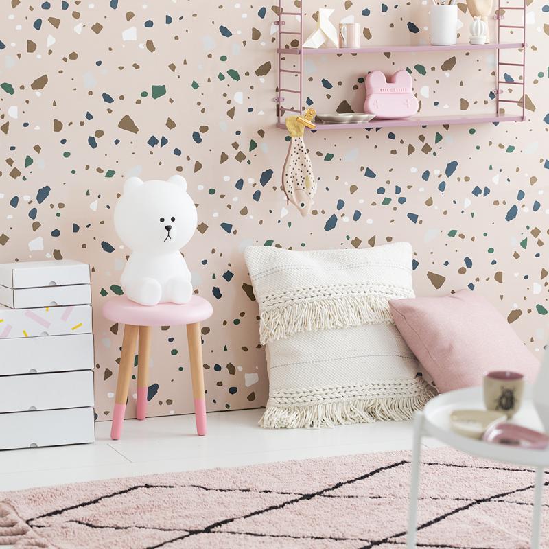 quarto de bebê decorado