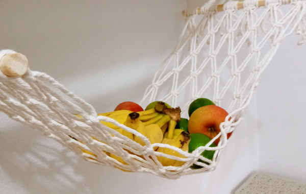 armazene suas frutas