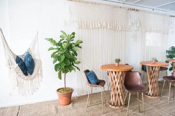 cortinas em ambientes
