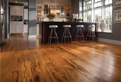 cuidados com seu piso de madeira