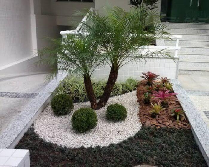 grama preta para fachada