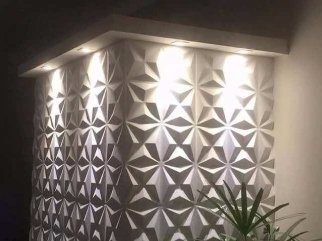 decoração em 3d
