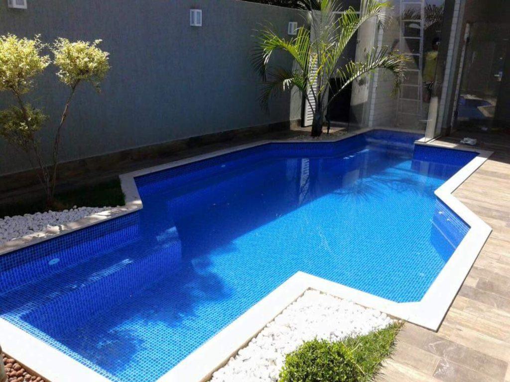 piscina irregular de vinil