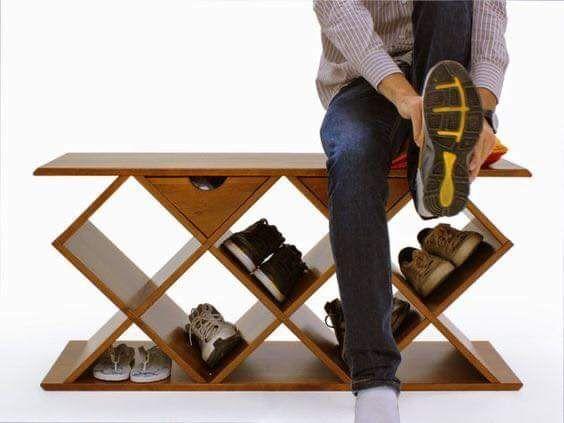 modelo diferente para sapatos
