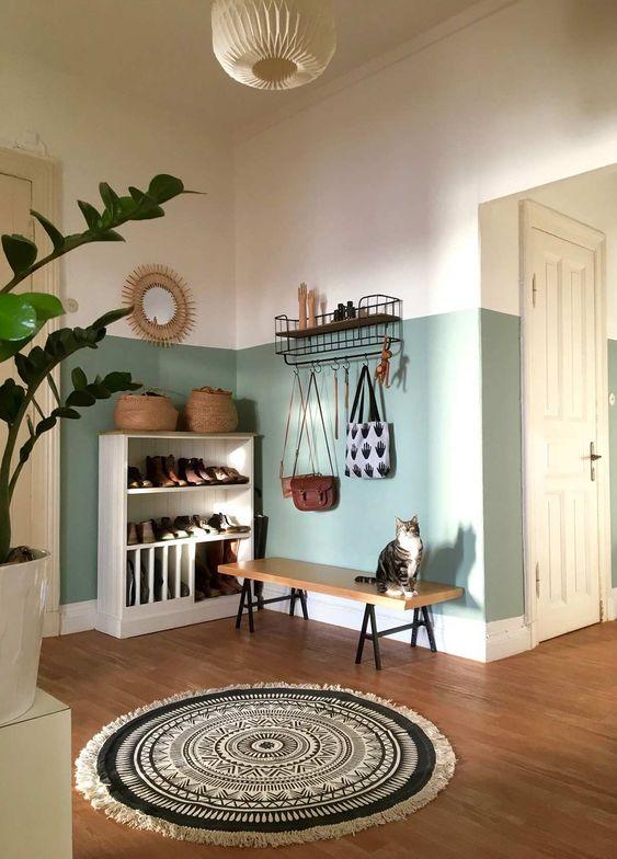 decoração simples e sofisticada