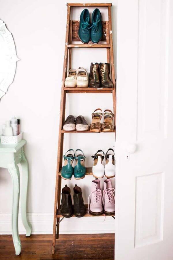 escada como artigo decorativo