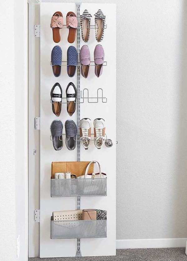 organizador de sapatos e acessórios