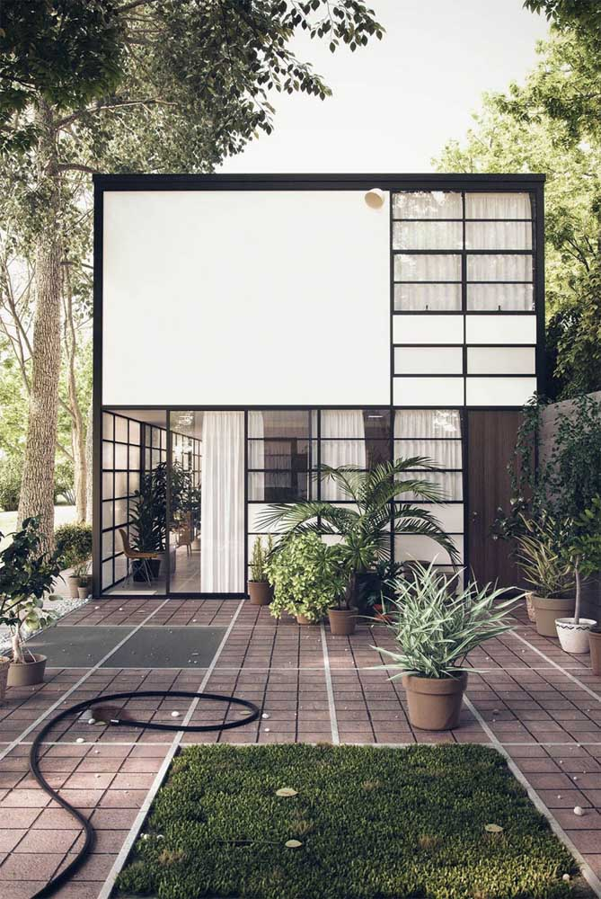 casa de steel frame