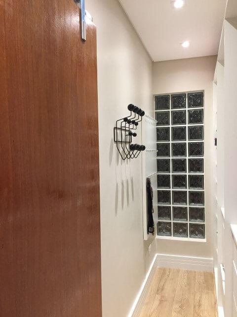 janela de closet pequeno