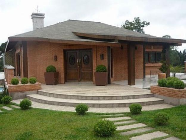 casa com design térreo
