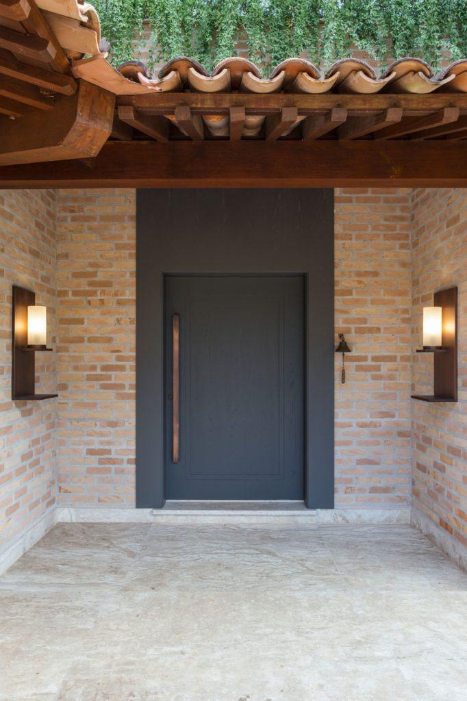 tijolo para entrada
