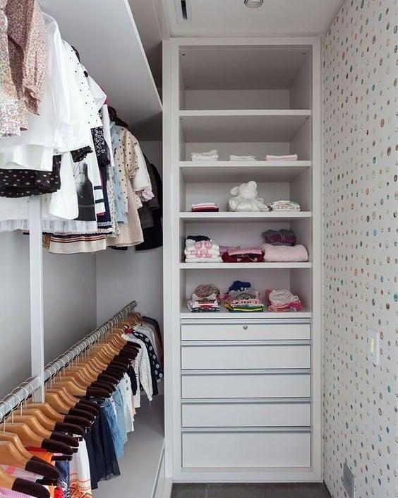 armário para bebê