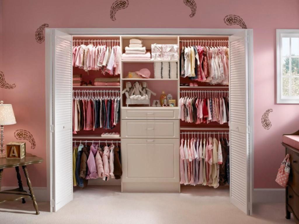 armário embutido quarto de bebê