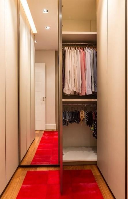 armário closet pequeno