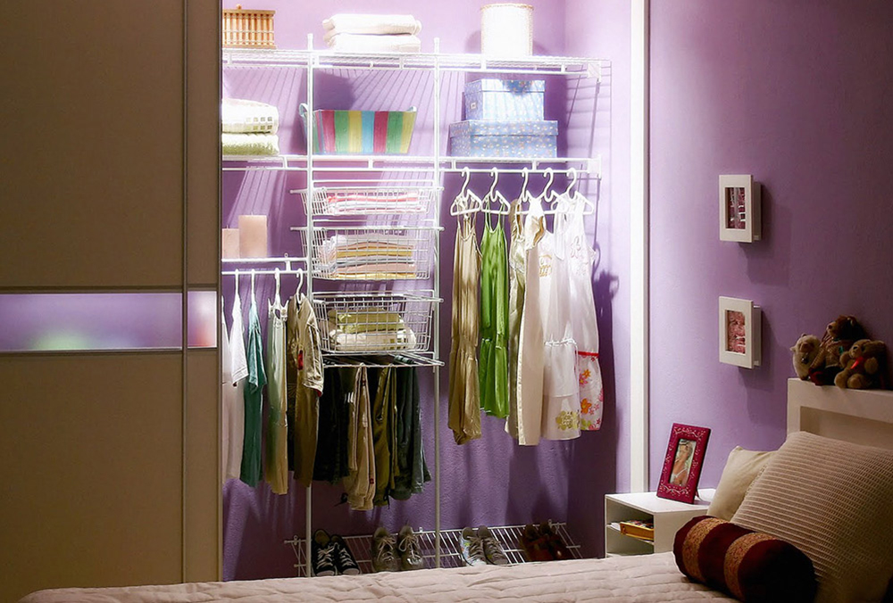 personalização de armários