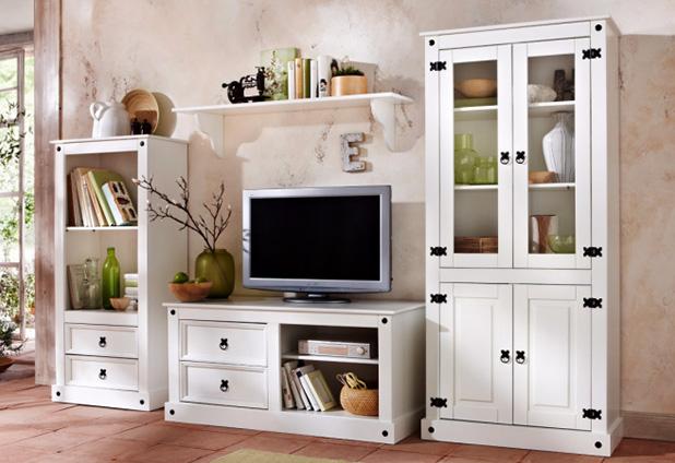móveis com tinta branca para madeira