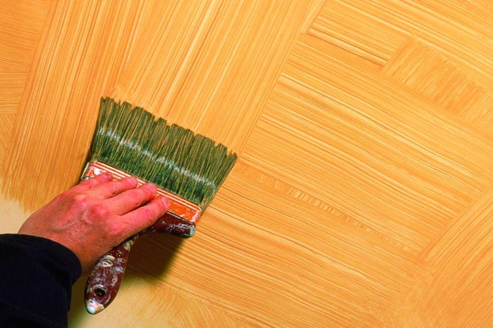 Como pintar com verniz